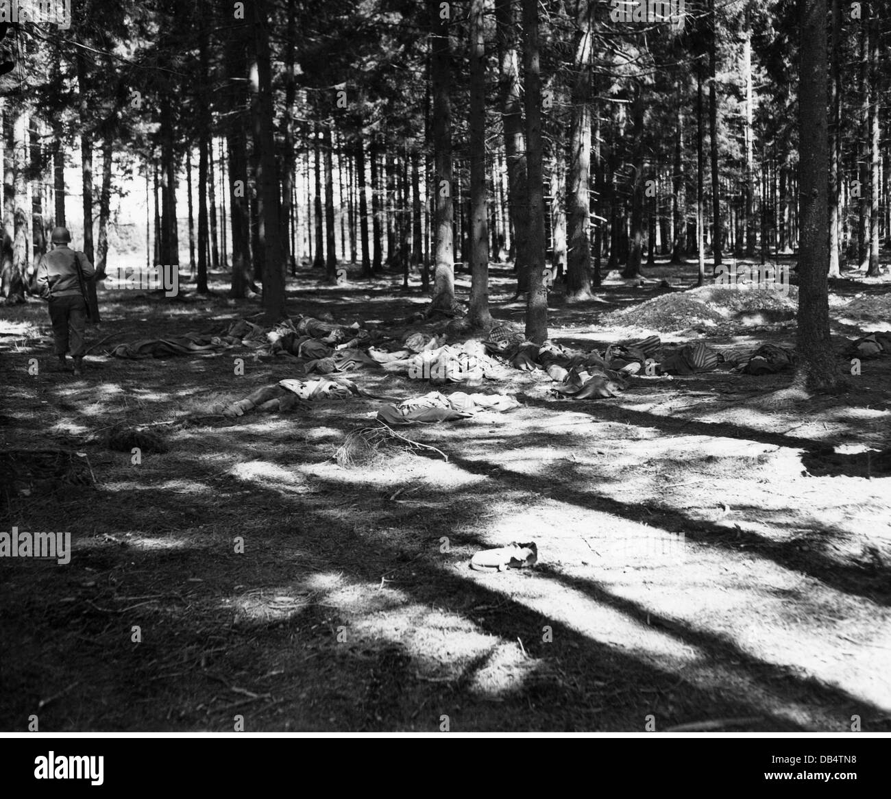 Nazism national socialism crimes murder of prisoners - Landsberg mobel ...