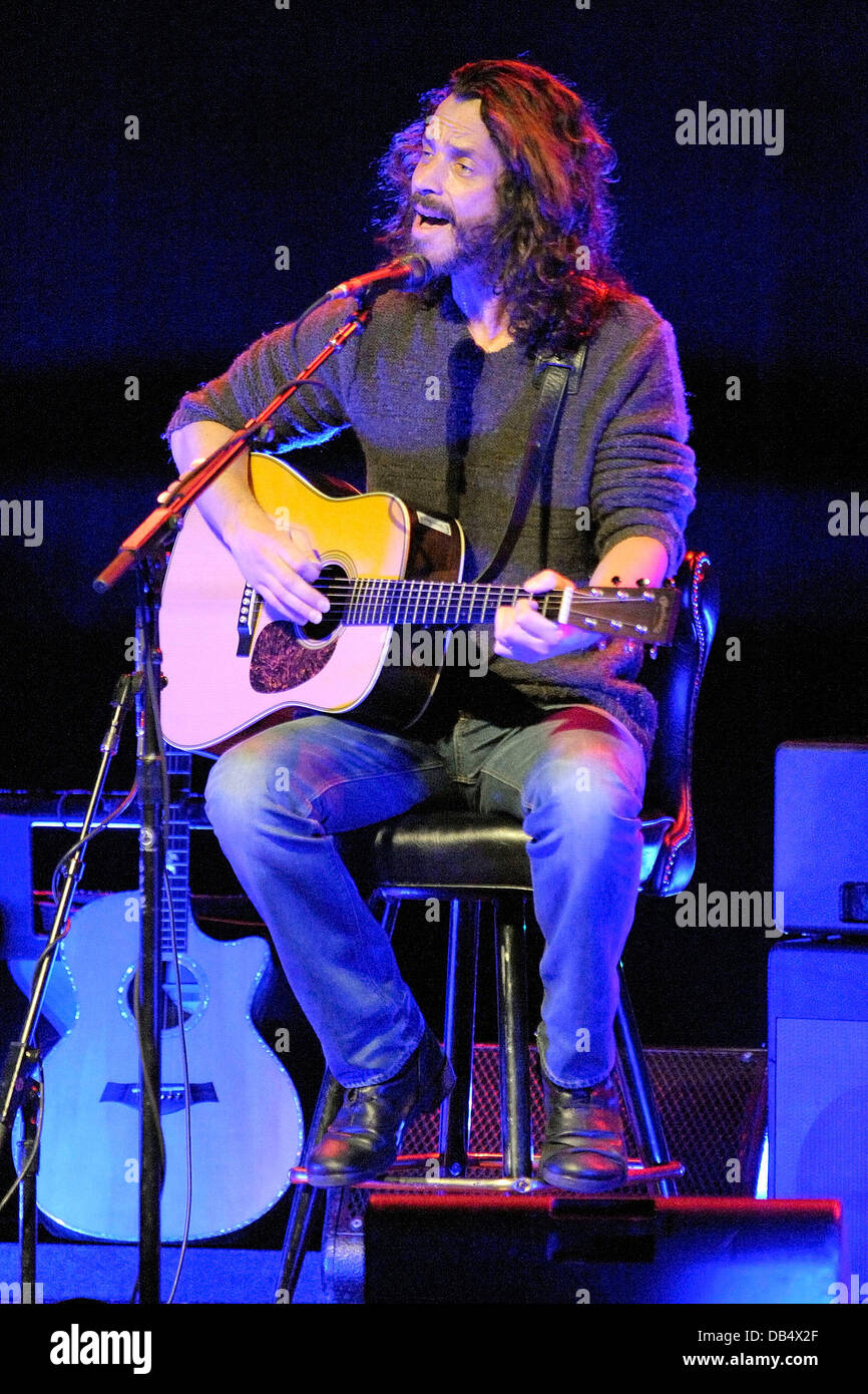Chris Cornell Tour  Canada