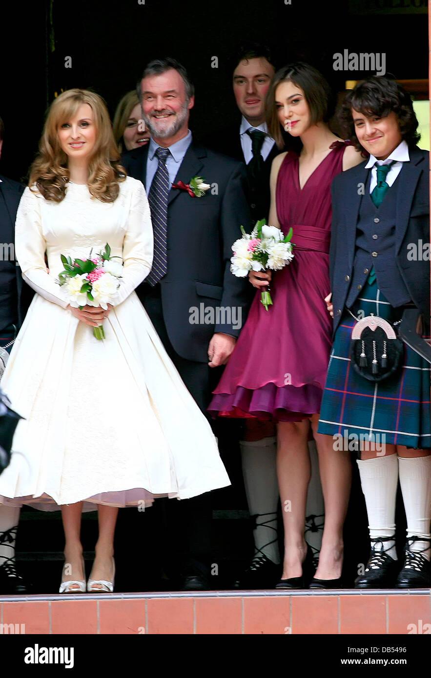 kerry nixon and keira knightley the wedding of caleb knightley and
