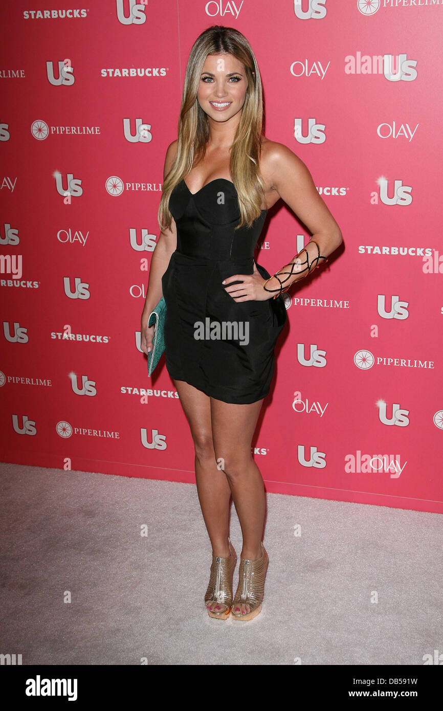 Amber Lancaster Hot Pics amber lancaster us weekly annual stock photos & amber