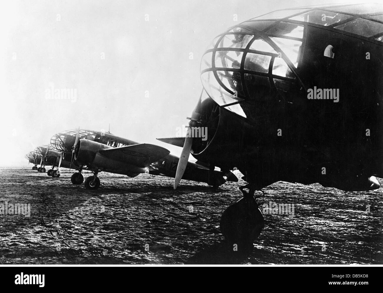 military, Italy, air force, Italian light bomber and reconnaissance aircraft Caproni Ca.311, circa 1940, Additional Stock Photo