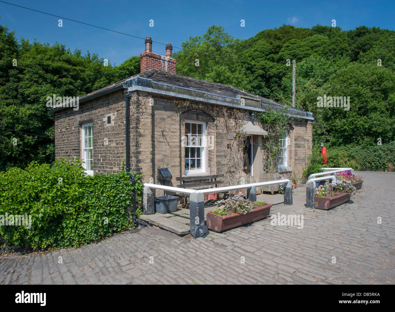 Lock Keepers Cottage Stock Photos Amp Lock Keepers Cottage