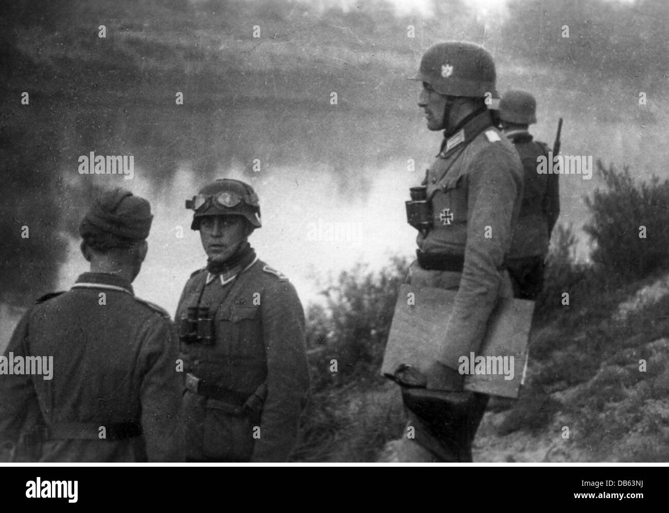 taking a look at operation barbarossa At the start of barbarossa and the continuation war, german troops from norway moved and secured the area till the finnish capitulation in mid-1944 if there is no barbarossa the ussr is going to want the petsamo mines.