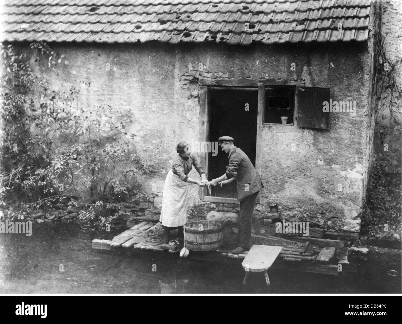 First World War / WWI, 1914 - 1918, Additional-Rights-Clearences-NA - Stock Image