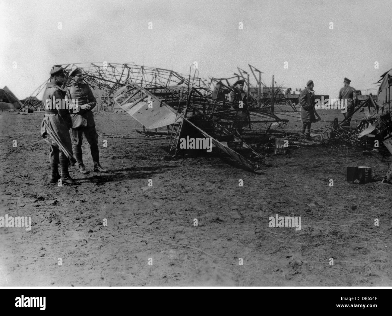 events, First World War / WWI, Western Front, 1915 - 1918, Additional-Rights-Clearences-NA - Stock Image