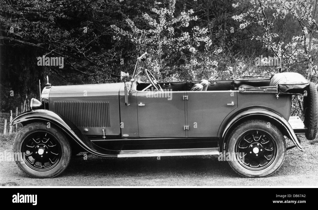 transport / transportation, cars, Mercedes-Benz Type ...