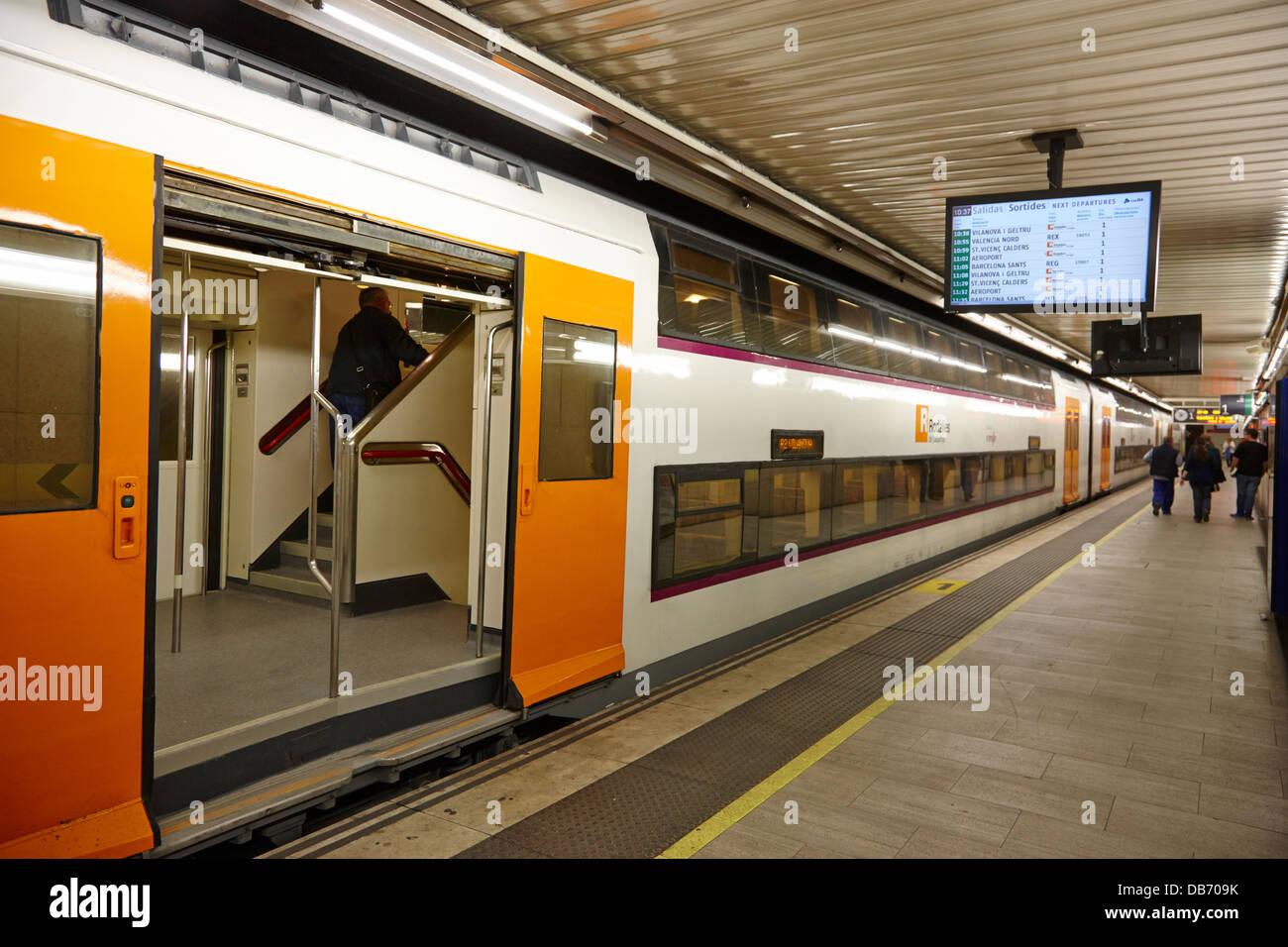 Spanish Train Stock Photos Spanish Train Stock Images Alamy