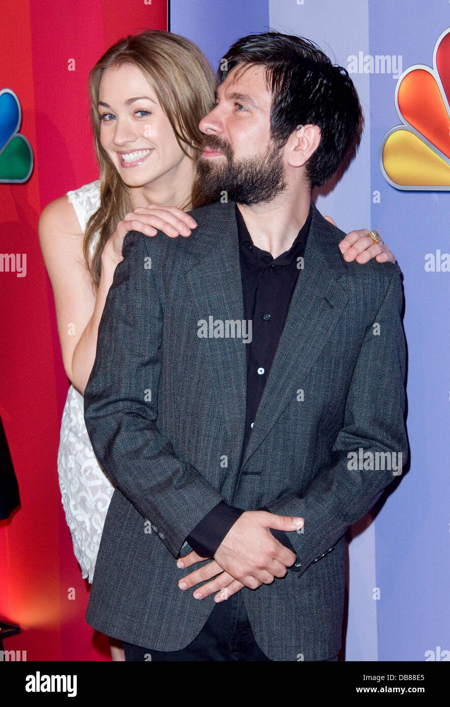 Joshua Gomez High Resolution Stock Photography And Images Alamy He married amy pham in 2011 and he is the younger brother of actor rick gomez. https www alamy com stock photo yvonne strahovski and joshua gomez fox upfront presentation arrivals 58574605 html