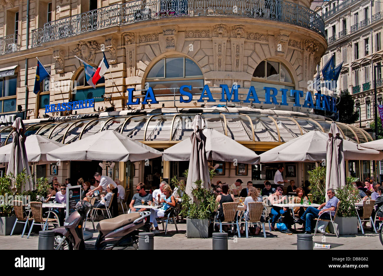 Cafe La Samaritaine Paris