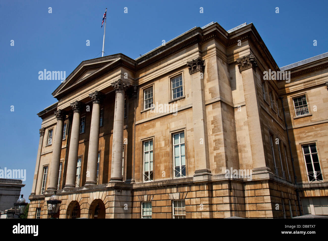 Apsley House, (aka Number One, London) Hyde Park Corner, London, England - Stock Image