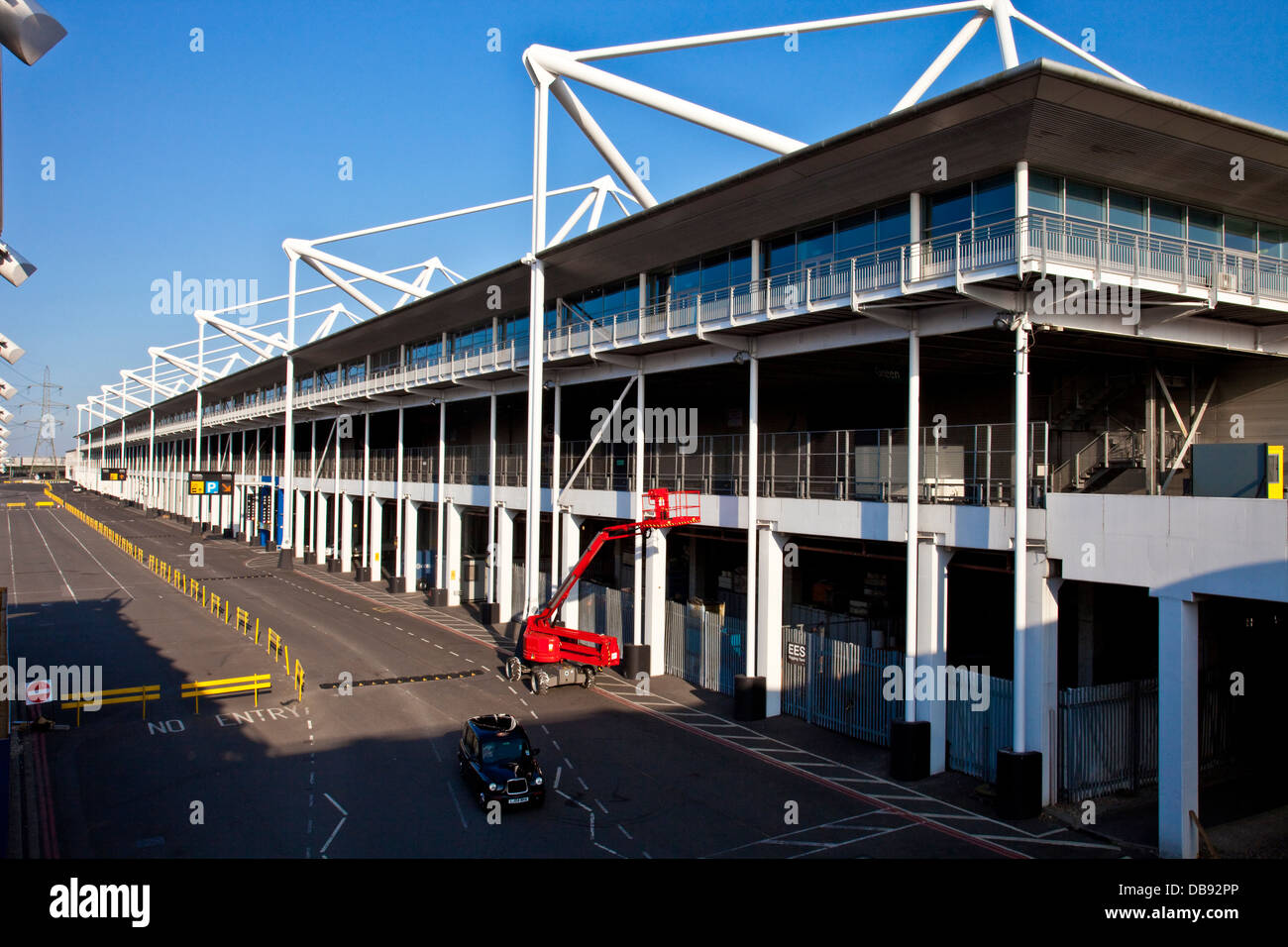 ExCeL London, Exhibition and Convention Centre, London, England - Stock Image
