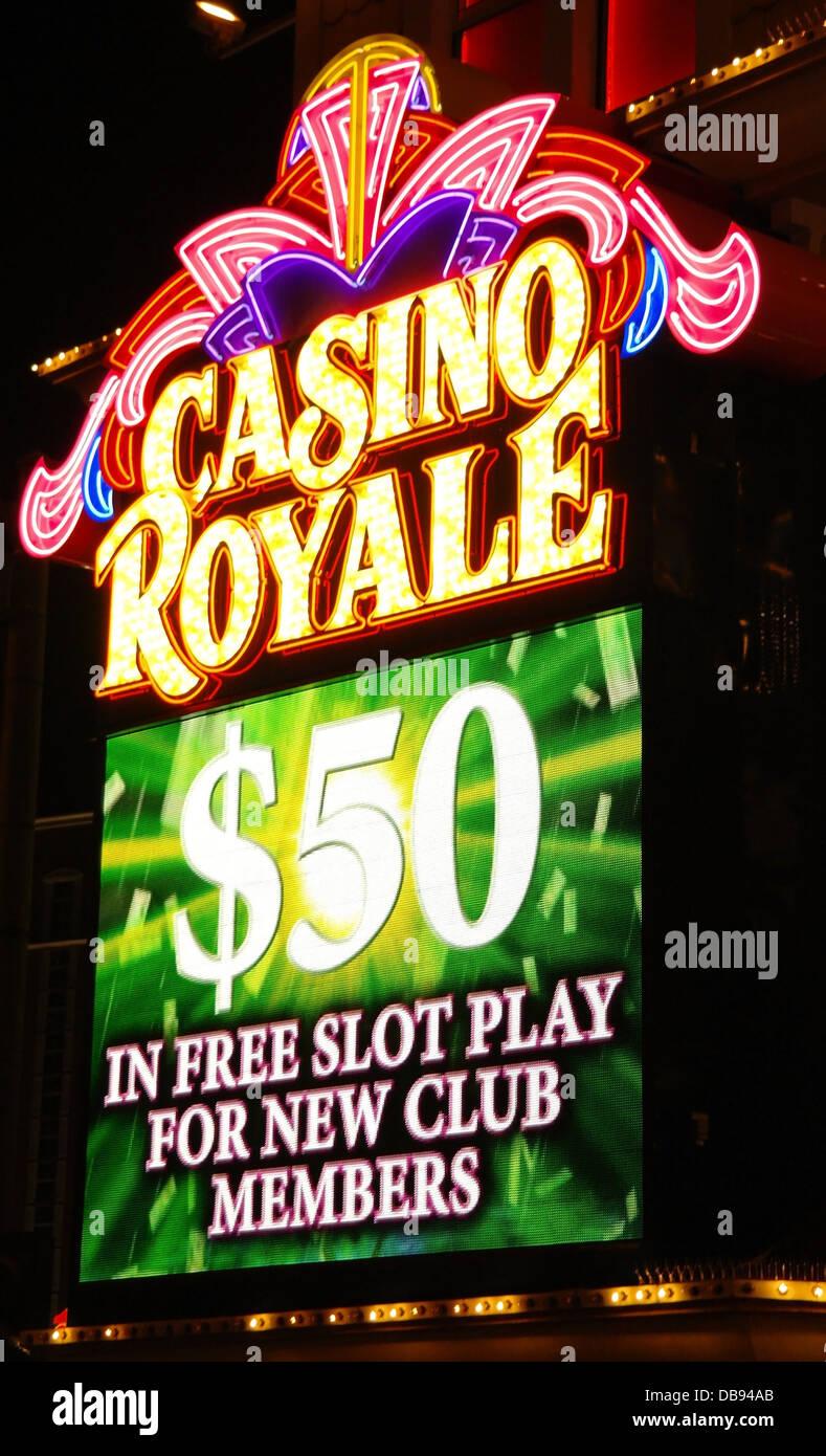 Casino royale las vegas free slots ci plus slot