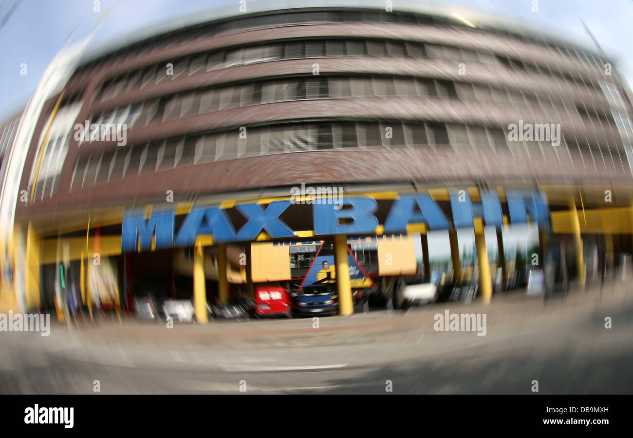a max bahr hardware store and the headquarters of the warehouse