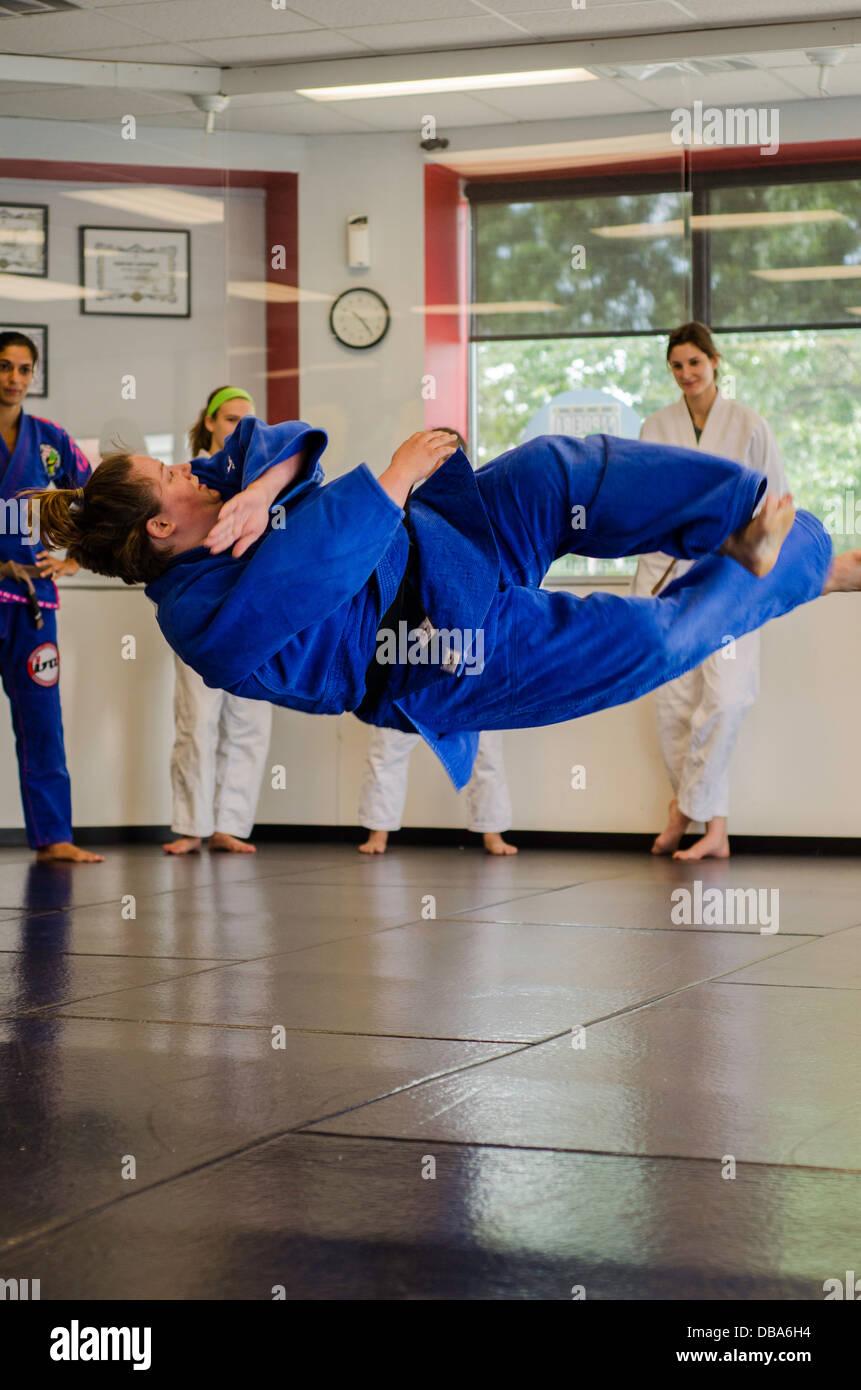 Judo Throw Stock Photos & Judo Throw Stock Images - Alamy