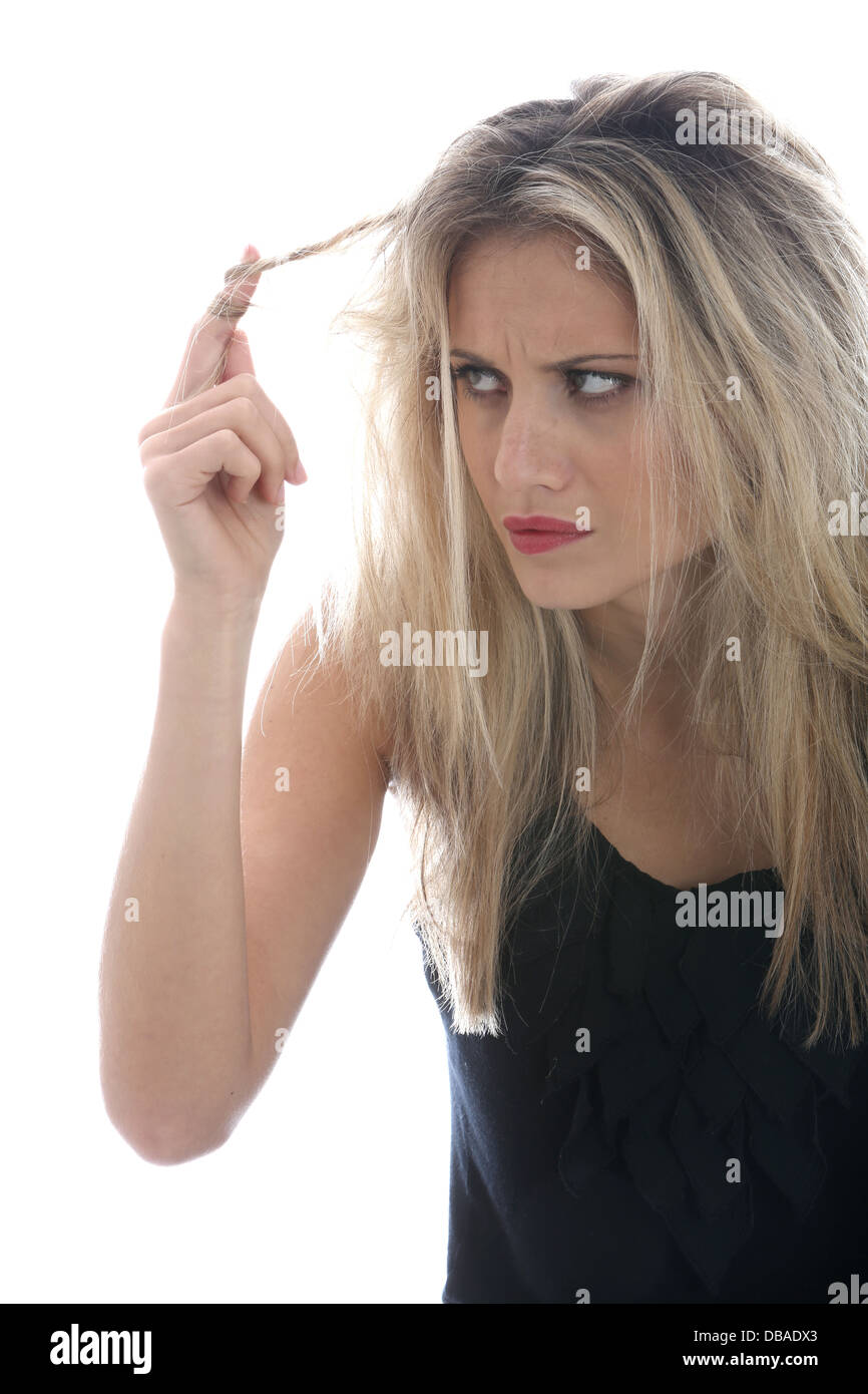 2b4fe882a9 Bad Hair Day Stock Photos   Bad Hair Day Stock Images - Alamy