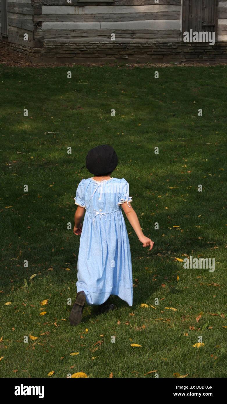 Amish Girl Stock Photos Amp Amish Girl Stock Images Alamy
