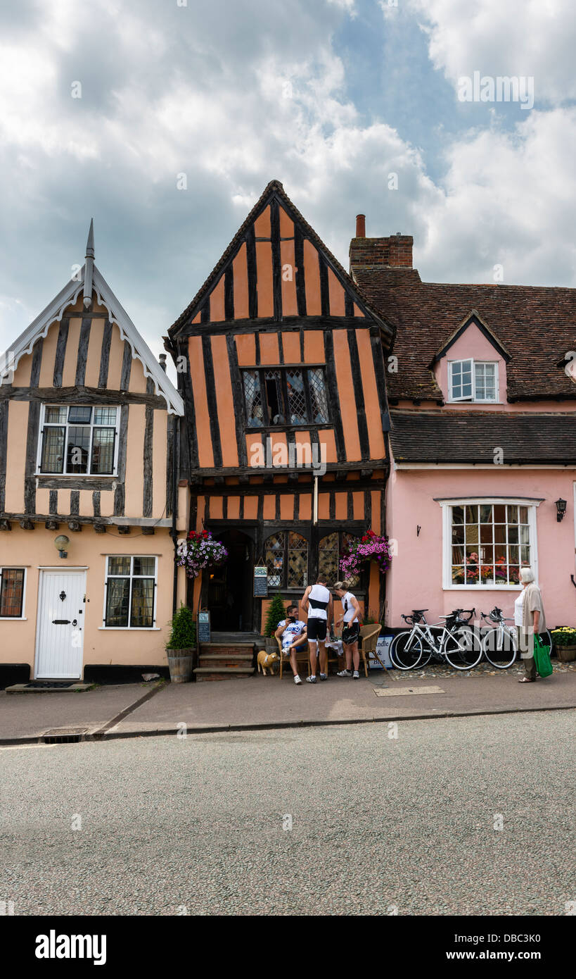 Munnings Tea Room, Lavenham - Stock Image
