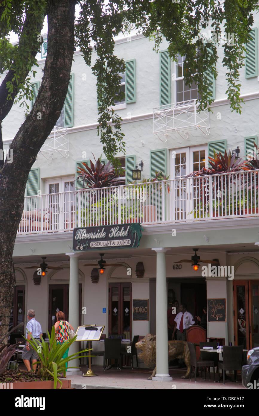 Fort Lauderdale Ft Florida Las Olas Boulevard Businesses
