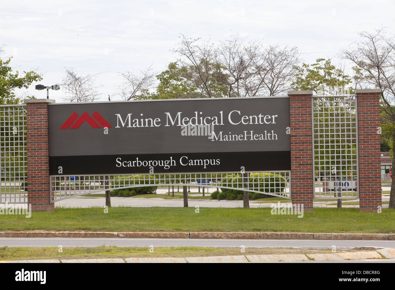 The Scarboroough Campus of the Maine Medical Center is