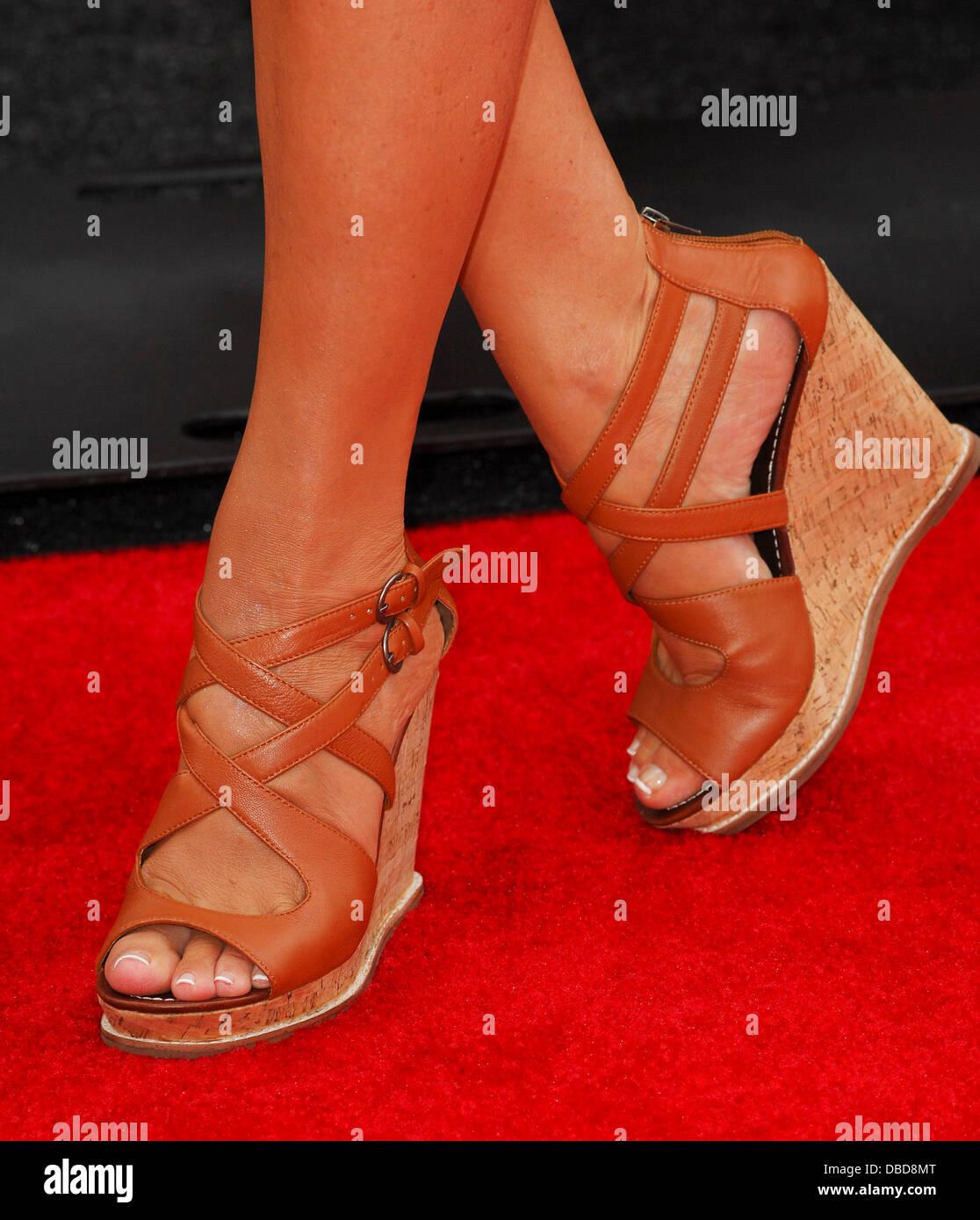 Nancy o dell feet
