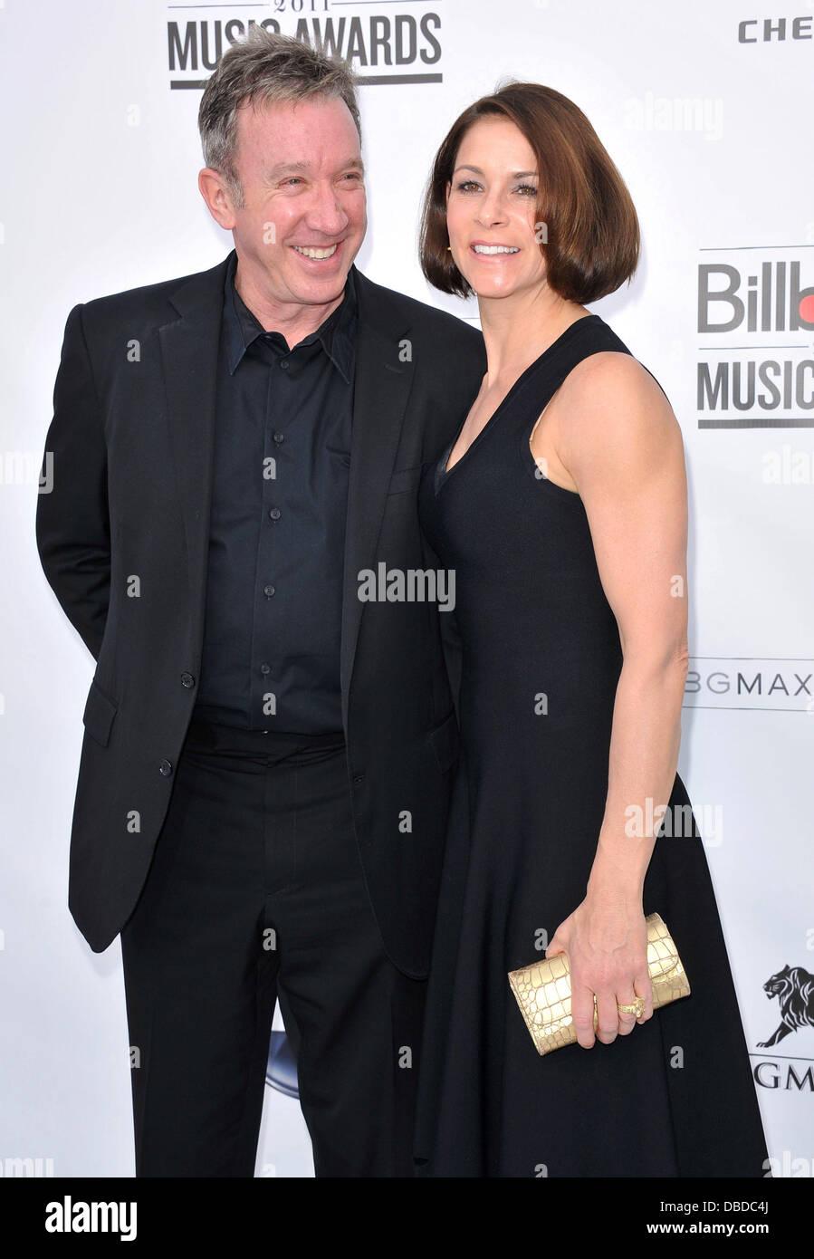 Tim Allen and  2011 Billboard Music Awards at MGM Grand Garden Arena Las Vegas, Nevada - 22.05.11 - Stock Image