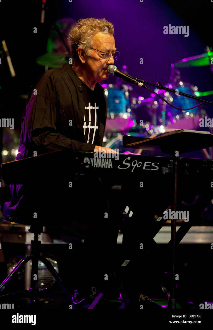 Ray Manzarek Former keyboardist for The Doors Ray Manzarek and Legendary blues guitarist Roy Rodgers perform on their Translucent Blues Tour at The Highline ...  sc 1 st  Alamy & Ray Manzarek Former keyboardist for The Doors Ray Manzarek and Stock ...