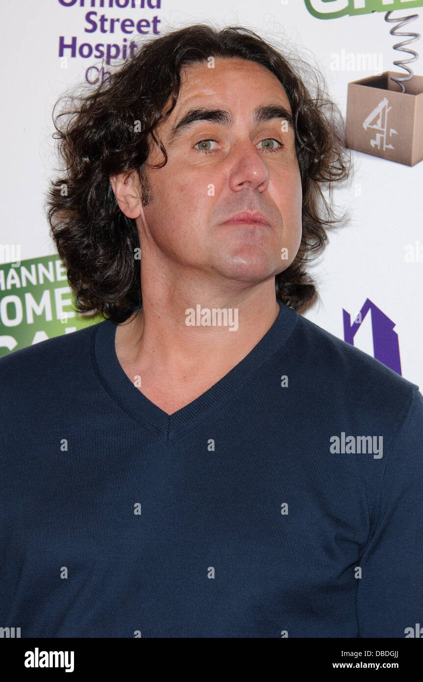 Micky Flannigan Channel 4's Comedy Gala - Arrivals. London, England - 24.05.11 Stock Photo