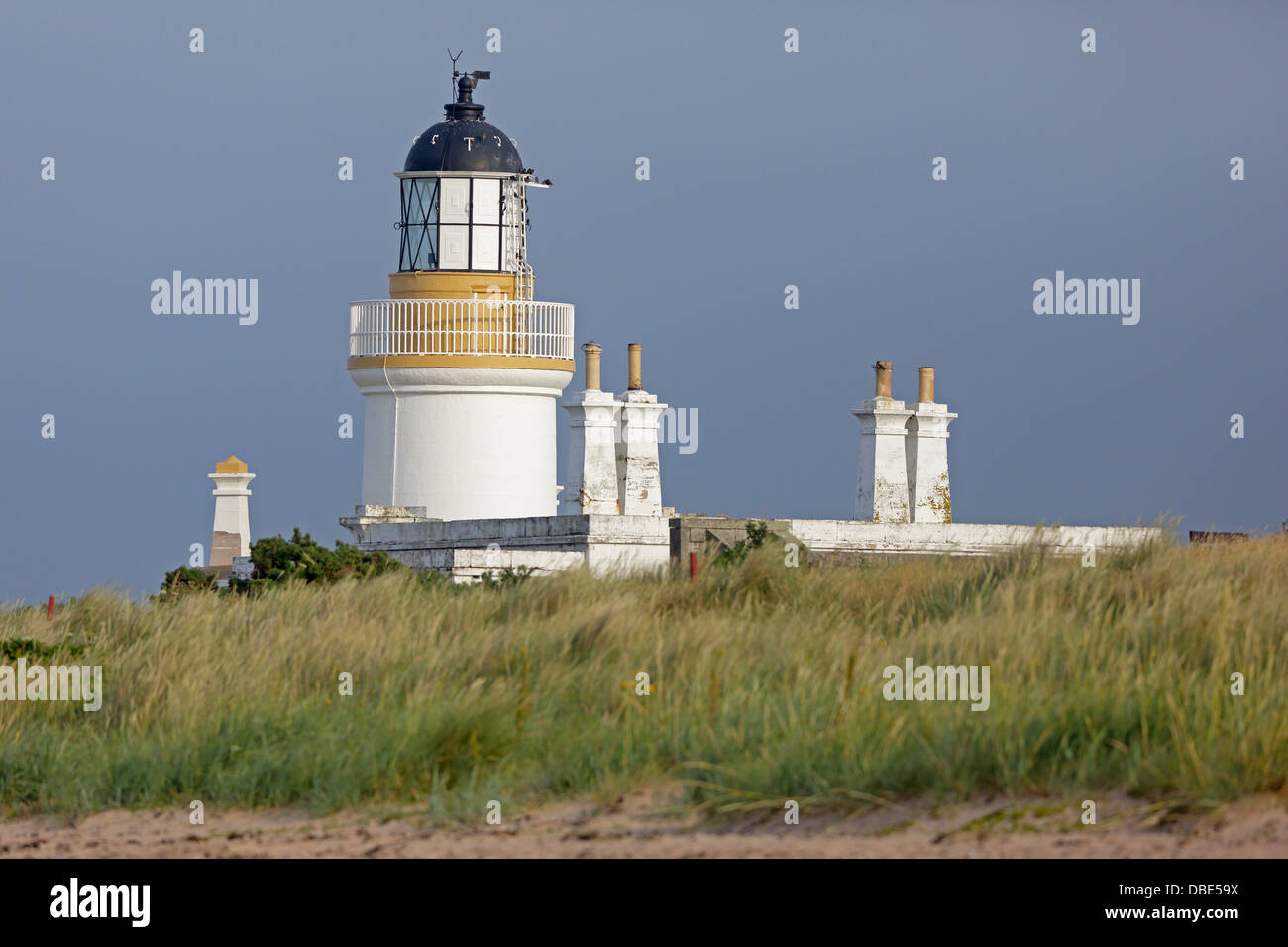 Chanonry Point Lighthouse - Stock Image