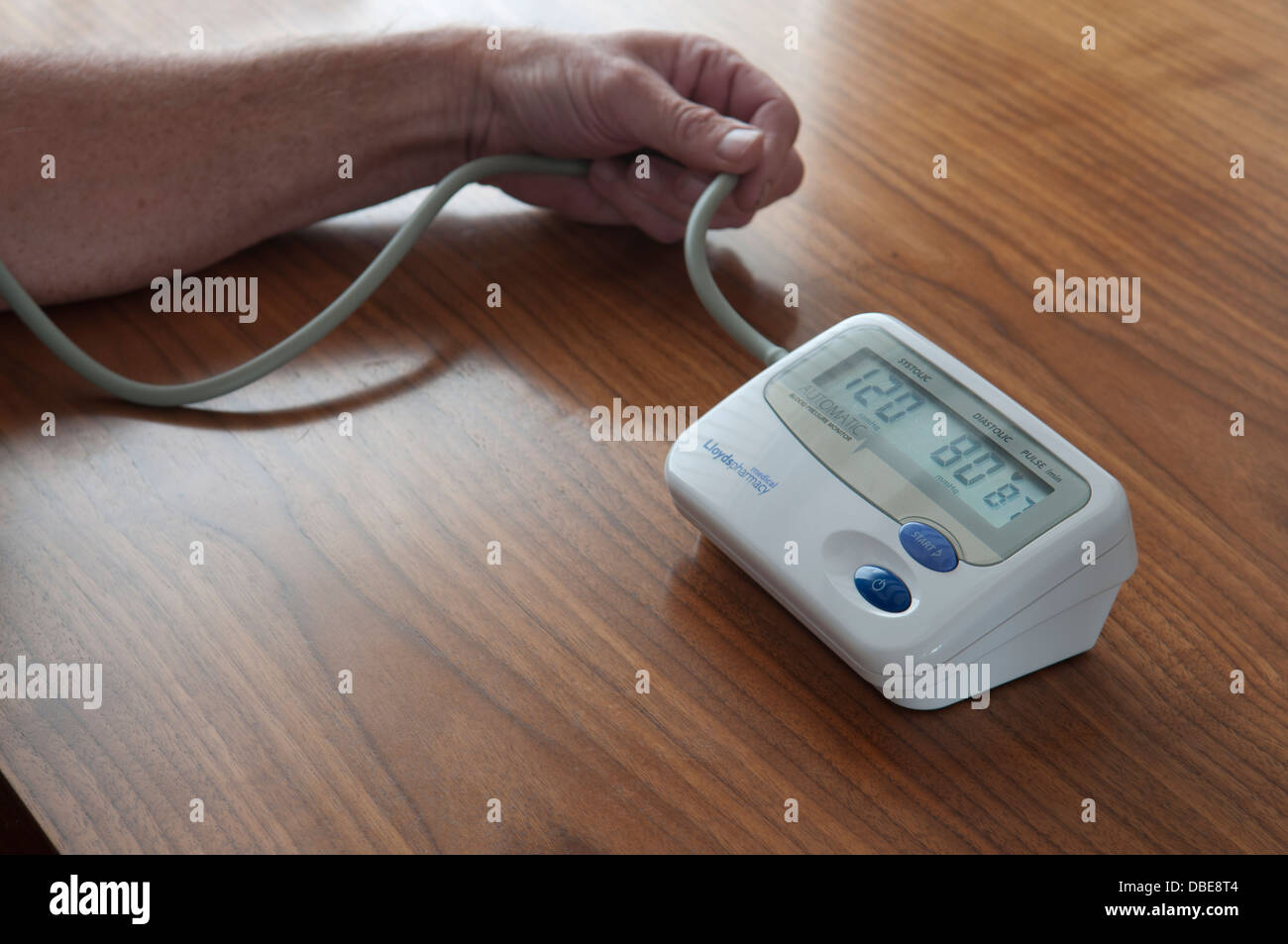 Do It Yourself Blood Pressure Machine Stock Photos & Do It