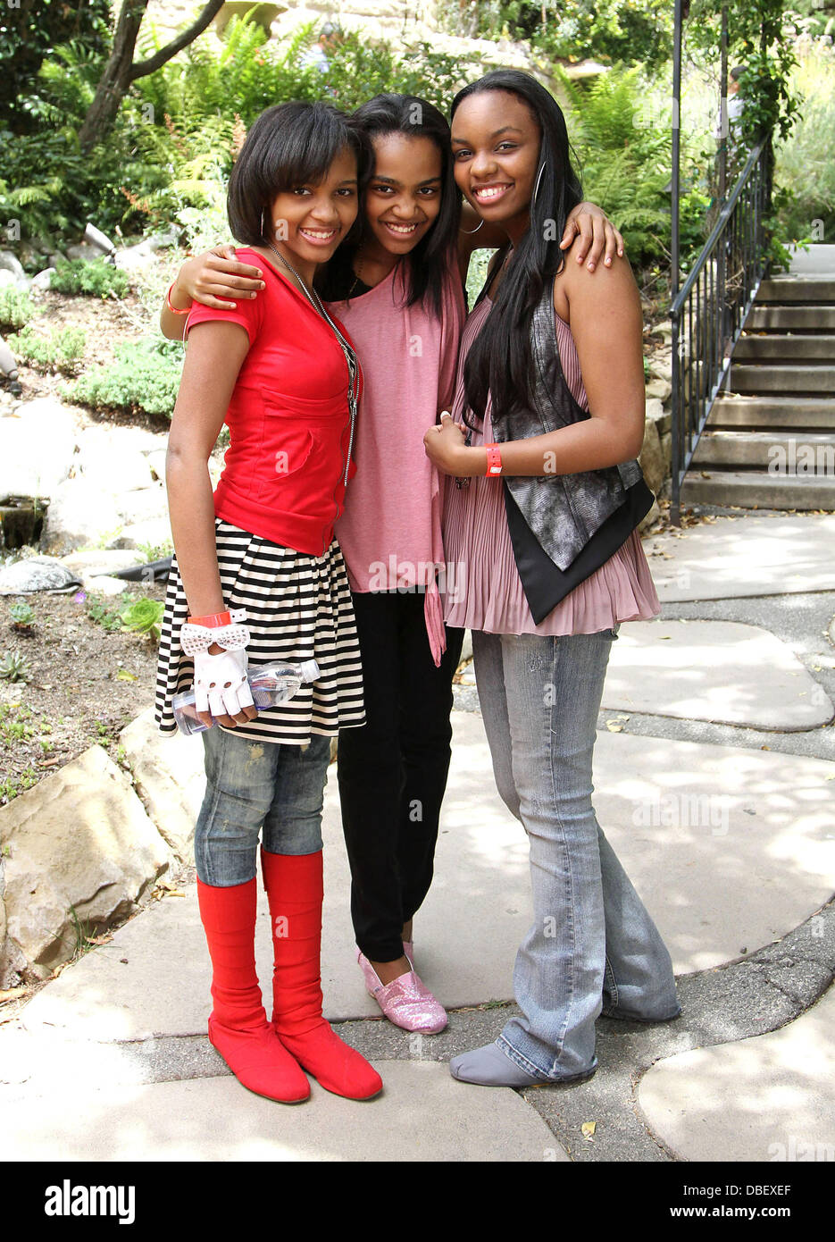 The Mcclain Sisters High Resolution Stock Photography And Images Alamy