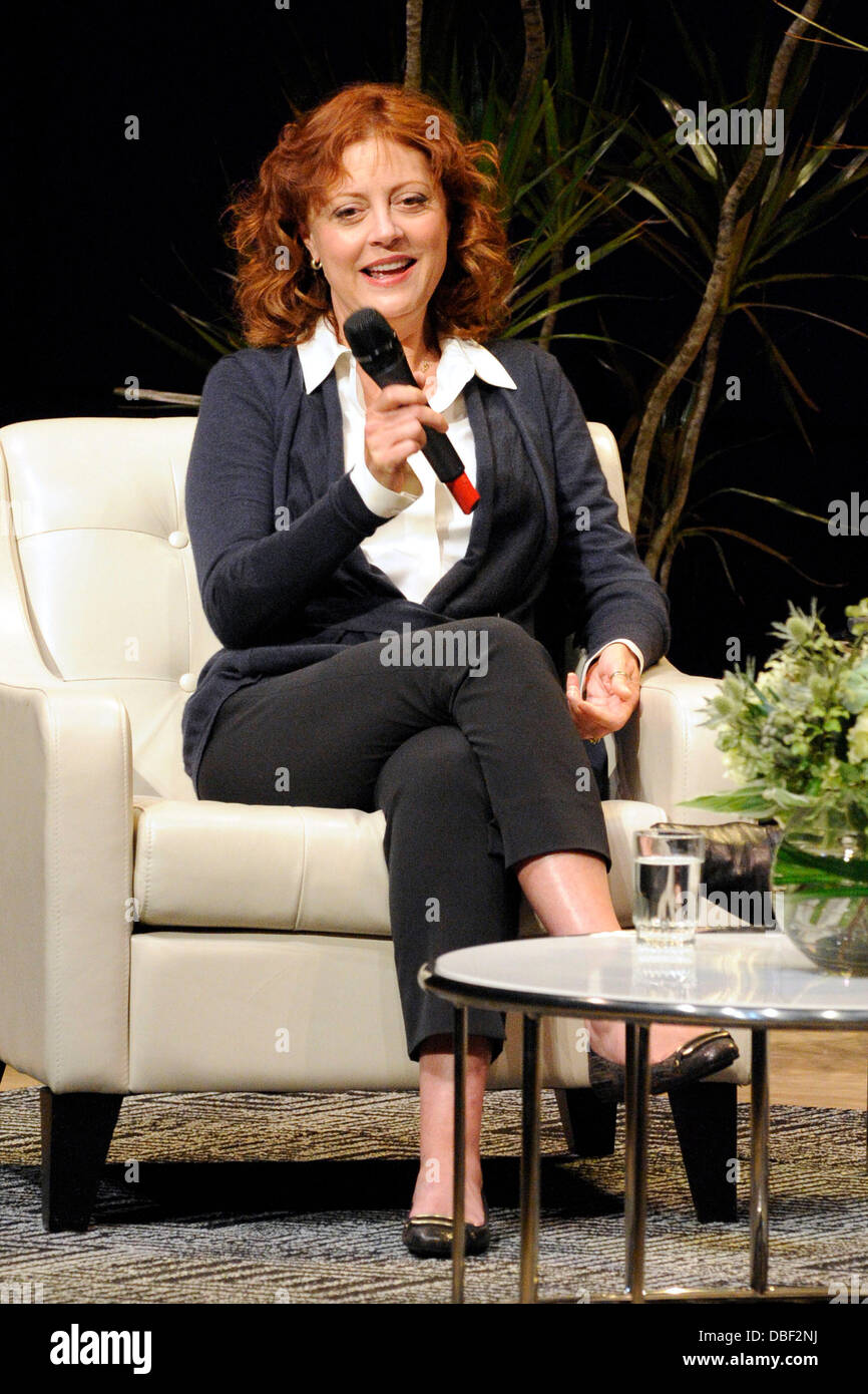 Susan Sarandon  'Thelma & Louise' The 20th Anniversary Homecoming at the Roy Thomson Hall. Toronto, - Stock Image