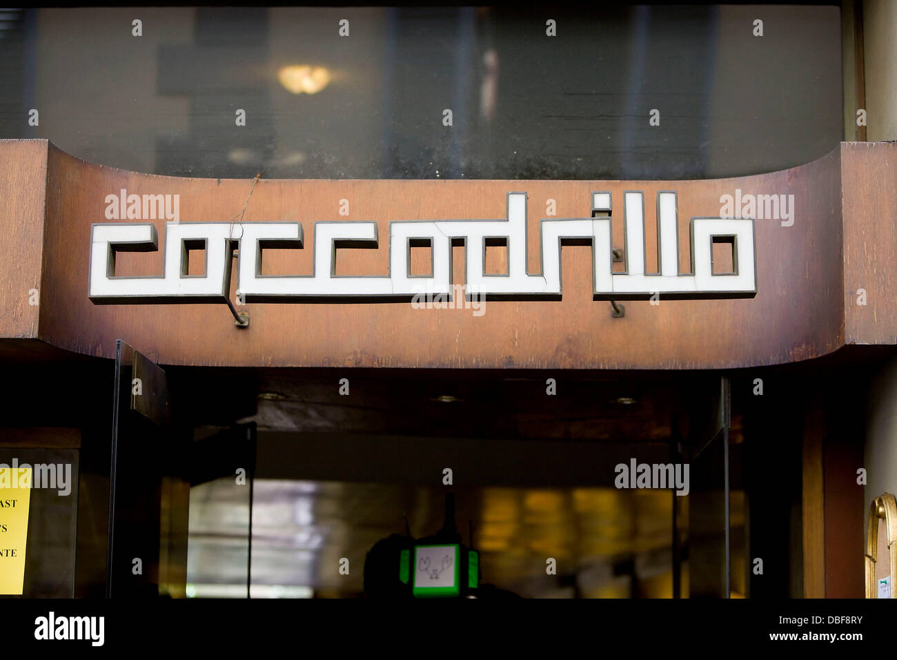 """Coccodrillo restaurant where Ronnie Ortiz-Magro, Mike """"The Situation"""" Sorrentino and a friend visted. The Jersey Stock Photo"""