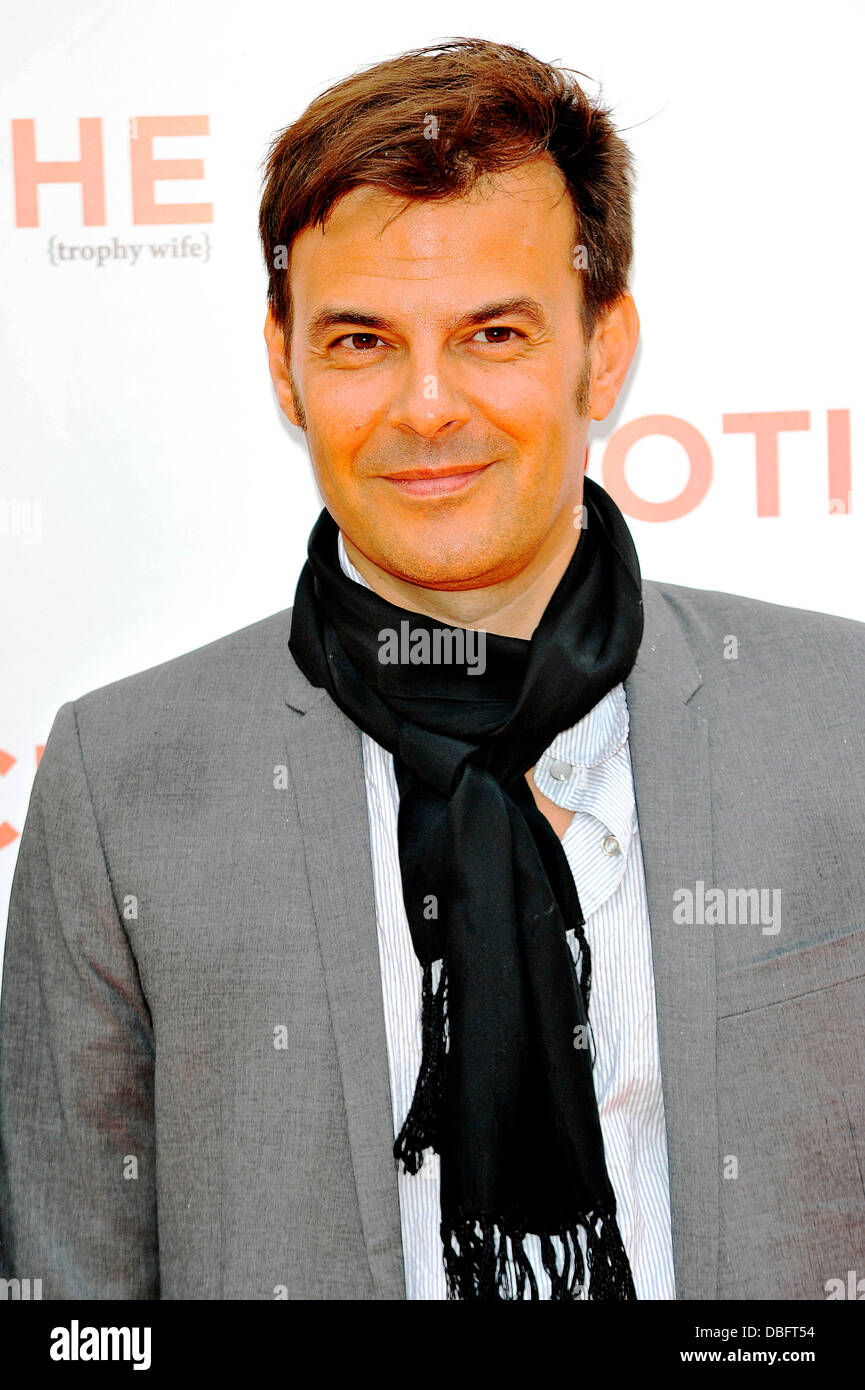 Francois Ozon 'Potiche' UK premiere at the BFI Southbank London, England - 15.06.11 - Stock Image