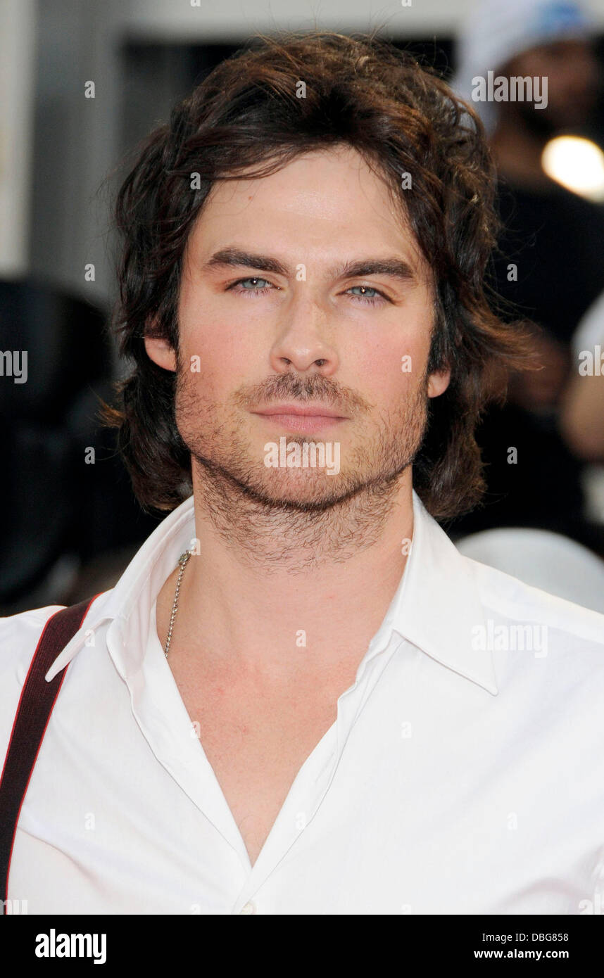 Ian Somerhalder Stock Photos & Ian Somerhalder Stock Images - Alamy