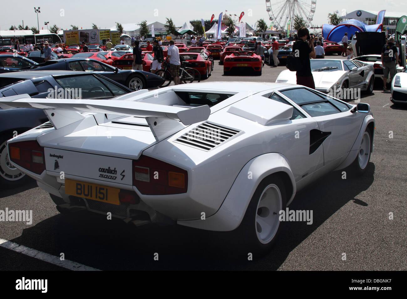 Lamborghini Countach 5000 Stock Photo 58760555 Alamy