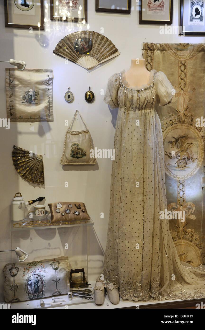 19th Century Dress Museum Stock Photos 19th Century Dress Museum Stock Images Alamy