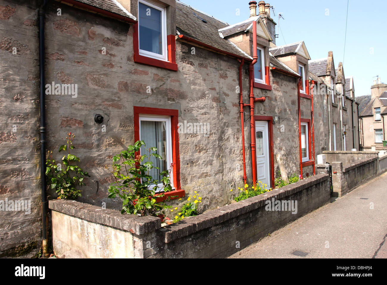 stock castle sale scotland of the village old cottages images picturesque for wiltshire uk in photos thatched cottage combe cotswold photo