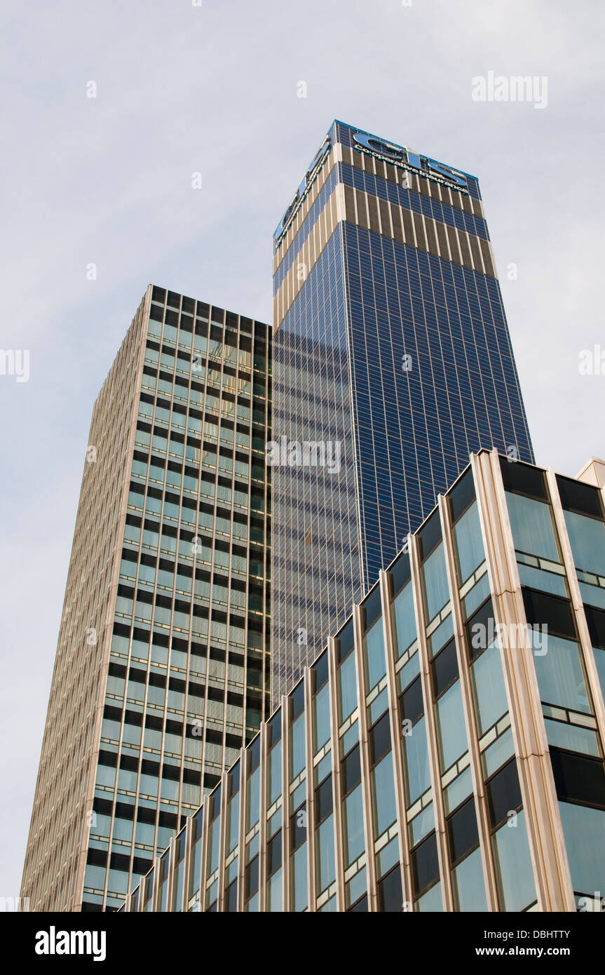 CIS, Co-operative Insurance building, Manchester, UK - Stock Image