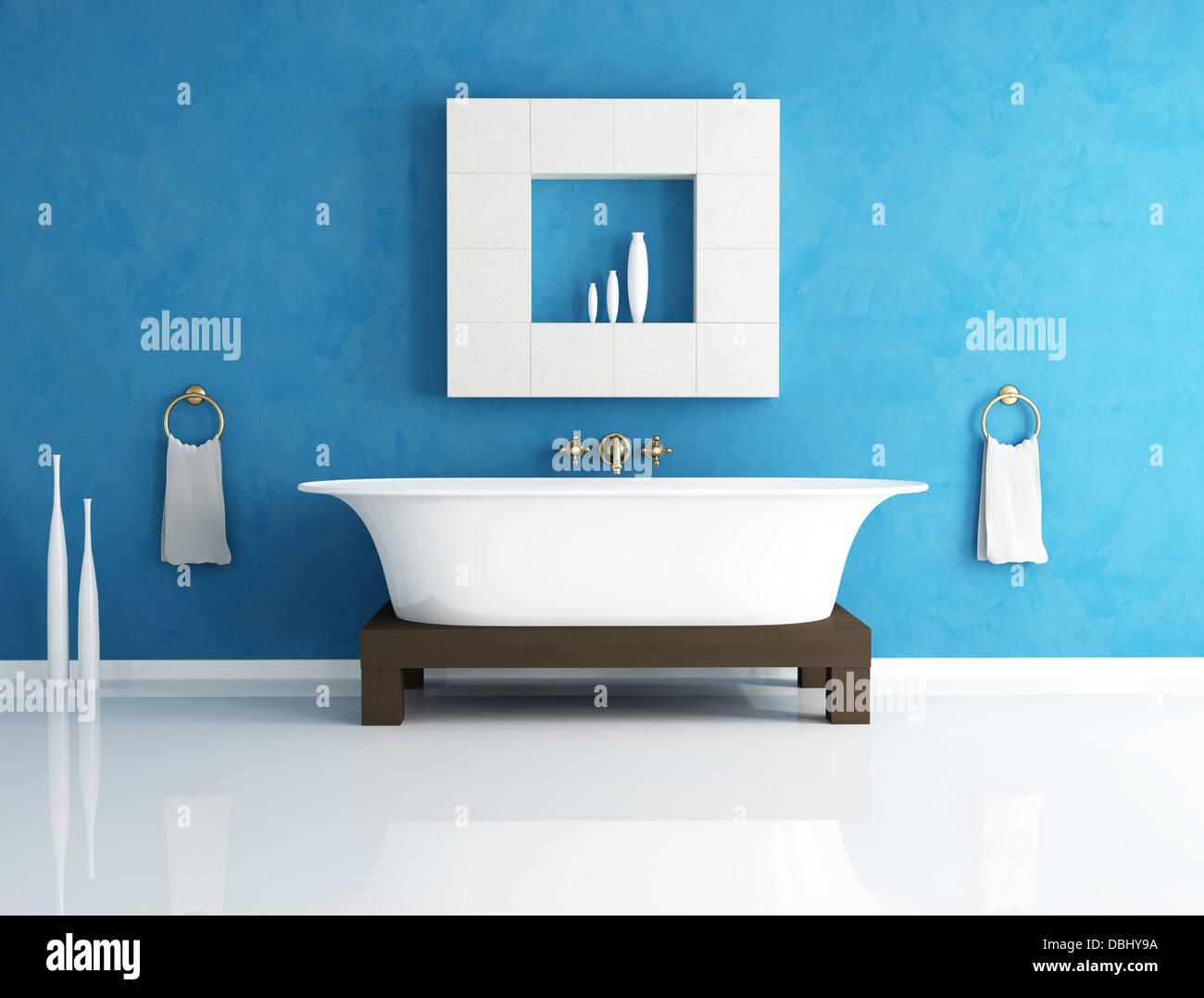 Vintage Bathtub Stock Photos & Vintage Bathtub Stock Images - Alamy