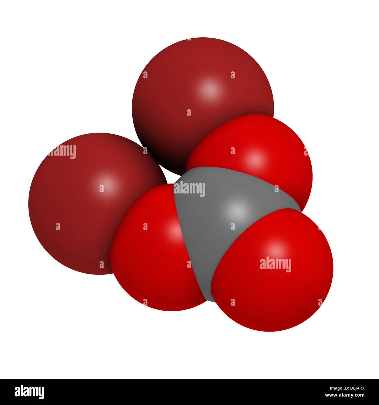 Lithium carbonate (Li2CO3) bipolar disorder drug, chemical structure. - Stock Image