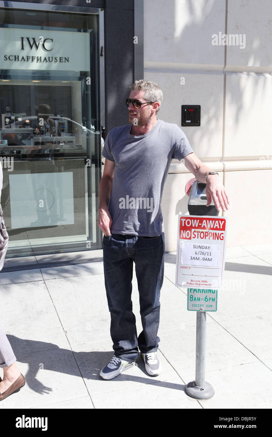 Grey\'s Anatomy star, Eric Dane, plays a joke on the waiting ...