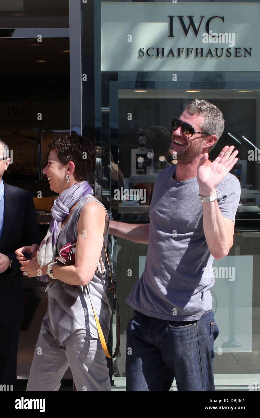 Eric Dane Greys Anatomy Star Stock Photos & Eric Dane Greys Anatomy ...