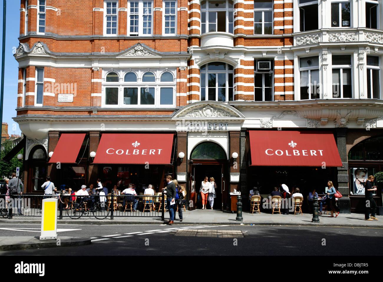 Colbert Restaurant London