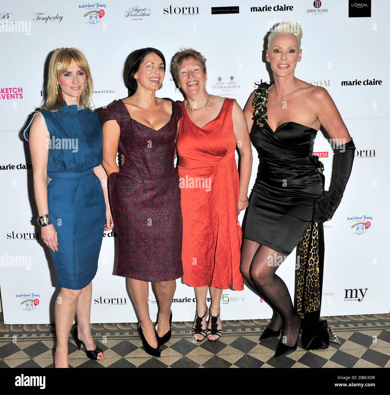 Trust in Fashion with Trish Halpin and Sadie Frost