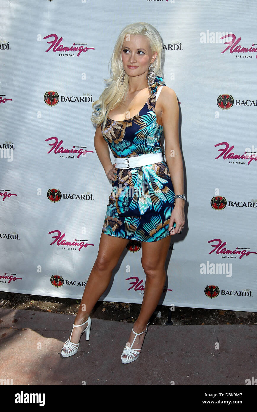 Holly Madison Holly Madison hosts Flamingo Go Pool Party at The ...