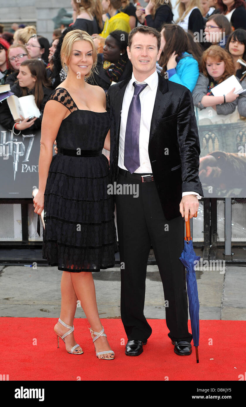 Nick Moran and Victoria Lewis, Harry Potter And The Deathly Hallows