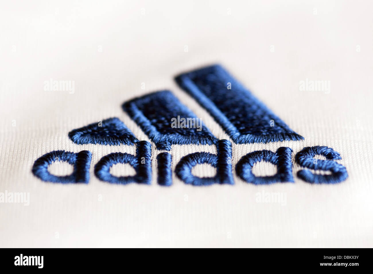 Adidas Sign - Stock Image