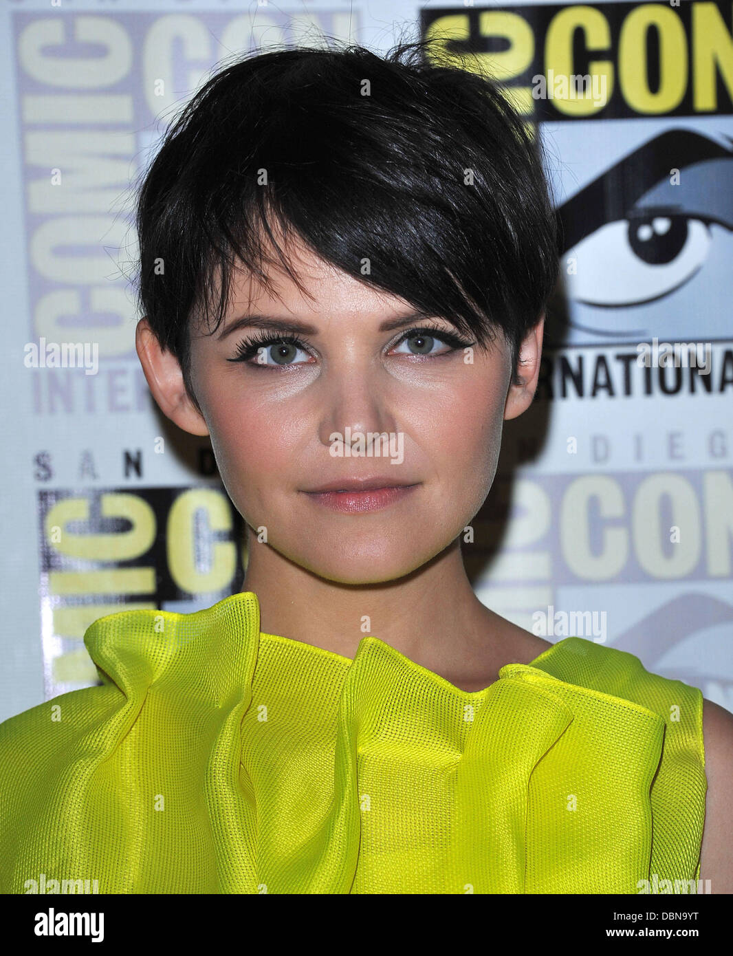 Ginnifer Goodwin At The Once Upon A Time Press Conference At The