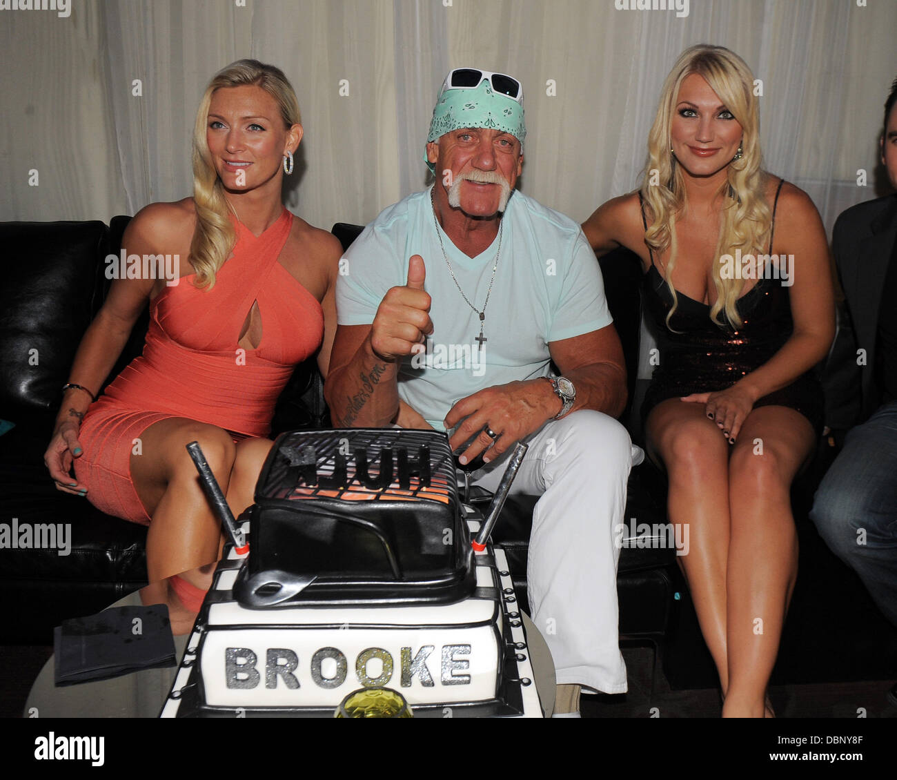 hulk hogan and his daughter