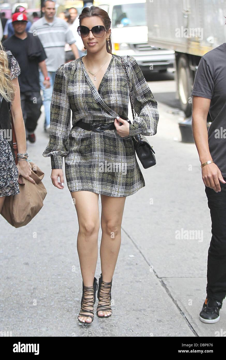 Kim Kardashian Heading To Vera Wang For A Fitting Of Her Wedding